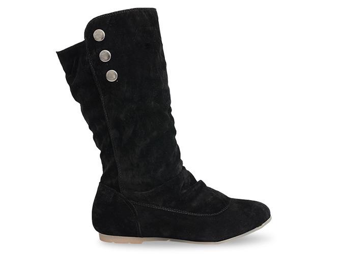 Beżowe sandały na słupku z cholewką Jessica