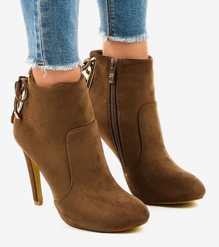 Czarne sneakersy na koturnie Doyer St.