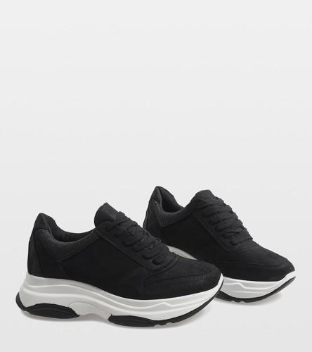 Różowe sneakersy Tilda